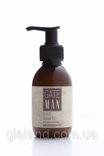 Шампунь для бороды  Emmebi GATE MAN Beard Shampoo, 150мл