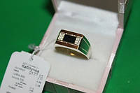 Серебряный перстень Тор