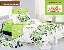 Евро двуспальное постельное бельё Viluta (Вилюта) ранфорс, Вдохновение