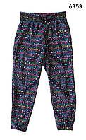 Летние штаны для девочки. 4-5 лет