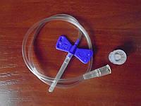 """Перфузионное устройство """"Бабочка"""" """"ALEXPHARM"""", размер 24G луэр-лок"""