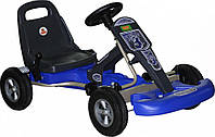 Каталка-автомобиль Полесье Карт с педалями (49551)