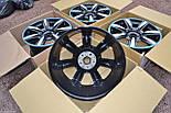 Диски новые оригинальные Bentley CONTINENTAL GT FLYING SPUR кованые (FORGED), эксклюзивный цвет - черный мат., фото 3