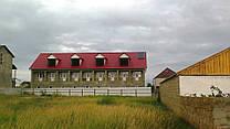 Установка автономной солнечной электростанции в пгт. Лазурное
