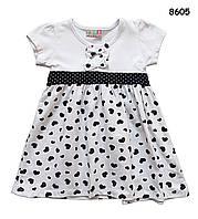 Летнее платье для девочки. 3-4;  5-6 лет
