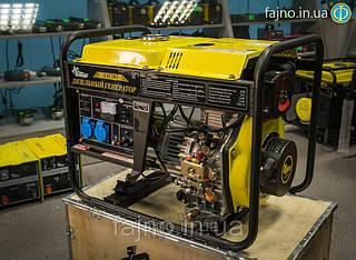 Дизельный генератор Кентавр КДГ-283Э (2,8 кВт)