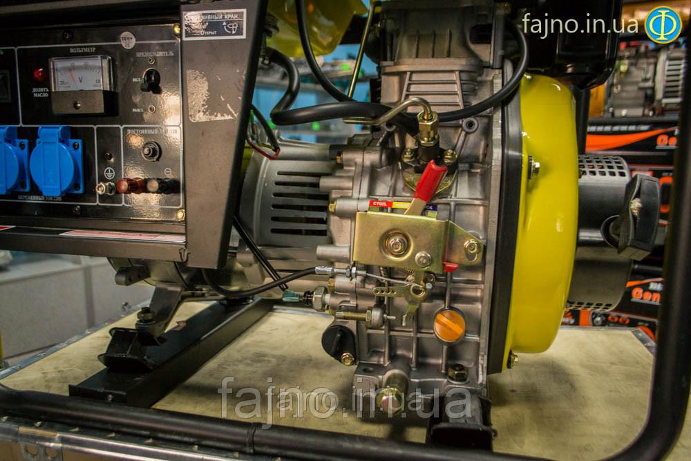 Дизельный генератор ЛДГ-283Э от Кентавр фото 2