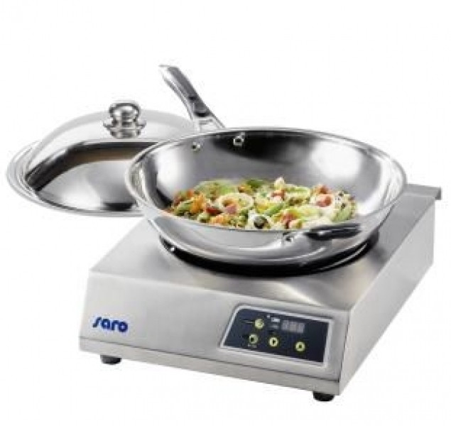 Плита индукционная WOK LOUISA SARO + сковорода в подарок