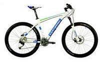 "Велосипед горный Corratec X-Vert 650B Expert  27,5"" 2016 white/blue/green, рама - 44 см"