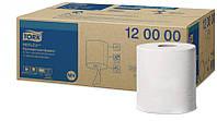 Протирочная бумага Tork Reflex с центральной вытяжкой, 1-но слойная белая, 771 листов, 270 м