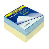 """Блок бумаги для заметок Блок бумаги для заметок """"Украина"""" 80х80х60 мм склеенный Buromax BM.2275 (BM.2275 x 128780)"""