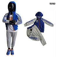 Спортивный костюм Adidas для мальчика. 90, 100, 110, 130 см
