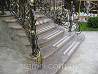 Гранитная лестница, фото 1