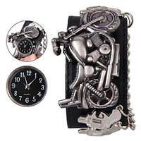 """Крутые стильные часы """"Байкер"""" от студии LadyStyle.Biz"""