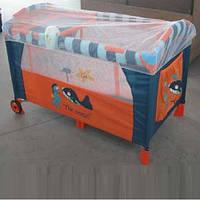 Универсальная москитная сетка на манеж -кроватку