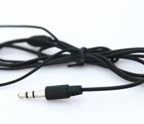 Накладні навушники 3,5 mm, білі, фото 2