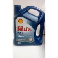 Shell Helix HX7 Масло моторное 10W-40 4л.