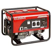Тихий однофазный генератор Elemax мощностью 5,8кВА