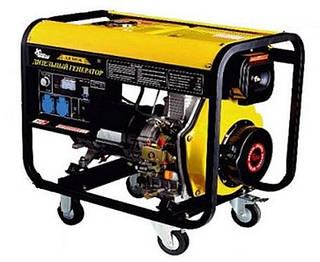 Дизельный генератор Кентавр ЛДГ-505ЭК (5,0 кВт)