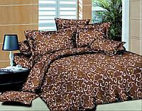 Ткань для постельного белья Полиэстер 85 T85-MTN016coffe (80м)