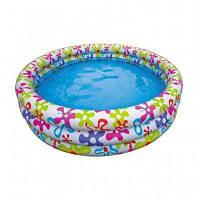Надувной детский бассейн Intex 56440 168x40 см