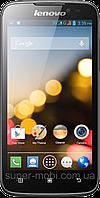 "Смартфон Lenovo A516, дисплей 4.5"", Android 4.2, GPS, 4-х ядерный процессор 1.2 ГГц"