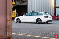 Audi A4 на дисках Vossen VFS-10