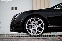 Bentley Continental GT на дисках Vossen CG-205