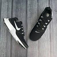 Кроссовки мужские Nike Presto D1576 черные