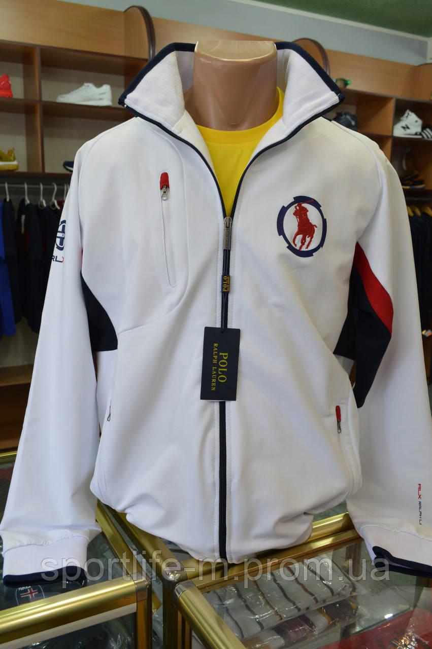 Ralph Lauren- POLO (белый) Спортивный костюм мужской