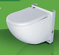 Унитаз со встроенным насосом-измельчителем SaniCompact  Comfort