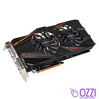 Відеокарта GIGABYTE GeForce GTX 1070 WINDFORCE OC (GV-N1070WF2OC-8GD), фото 1