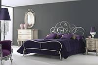 Кованая кровать Vanessa итальянской фабрики Lamp2. Реплика., фото 1