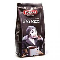Горячий шоколад Torras a la taza без сахара (готовое какао в чашку) Испания 1кг