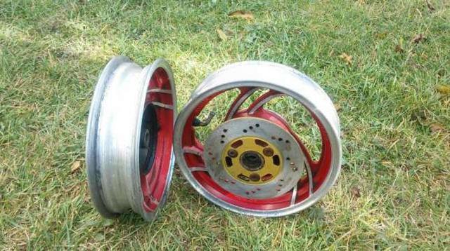 Диски колесные к мотоциклу Viper 125-200 куб.см