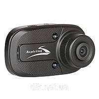 "Видеорегистратор Aspiring AT200 Автомобильный, 1920х1080 (1080p), 120 °, 1.5 ""TFT, microSD, запись звука, mini"