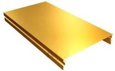 """Алюмінієві рейкові стелі""""Золото-С2"""",, фото 3"""