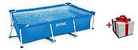 Intex 28270 прямоугольный каркасный бассейн Rectangular Frame