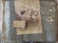 Плед «Рогожка» Vladi 200*220