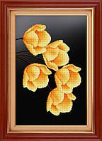 """Наборы для рисования камнями 5D (частичная выкладка на холсте) """"Тайная любовь 2"""" LasKo 5D-088"""