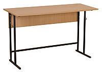"""Стол ученический """"E-161 black""""без полки (ТМ Новый стиль, школьная парта, школьная мебель)"""