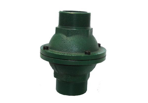 """Обратный клапан для систем отопления 2"""""""