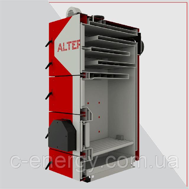 Твердотопливный котел ALTEP KT-2EU 27 кВт (для горелки)