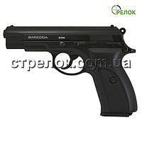 Пистолет стартовый Baredda S56 черный, фото 1