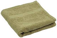 Полотенце махровое кофейное Руно 50х90см