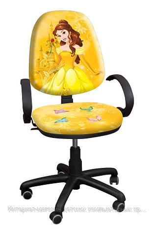 """Детское кресло Поло РМ """"Принцесса Белль"""""""