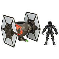 Игровой набор Hasbro Разборные транспортные средства вселенной Звёздные Войны First order special forces the f