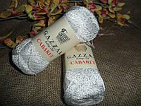 Cabaret 50% вискоза, 50% шелк белый