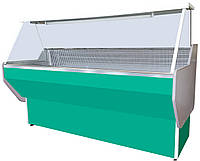 Витрина холодильная СТАНДАРТ с прямым стеклом (1 м, 1.2 м, 1.3 м, 1.5 м, 1.8 м)