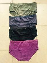 Трусы  женские батальные XL с резинкой
